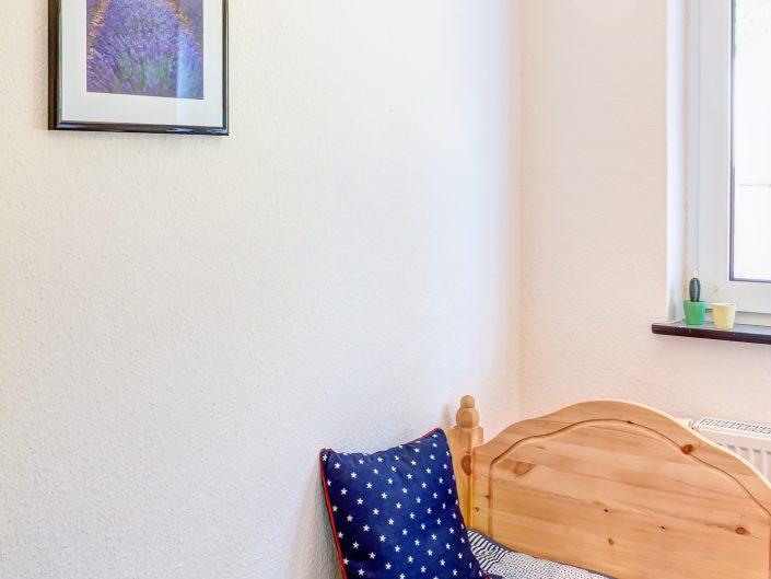 Kleines Einzelzimmer im Gästehaus Sankt Nikolai